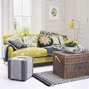 Lime Green Kitchen Rug - citrus and grey living room country decorating ideas housetohome co uk