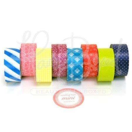 Japan Tosca And Ribbon Washi Sle Set 1000 images about washi phenomenon on washi washi and paper