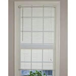 walmart blinds mainstays light filtering 1 quot mini blinds white walmart