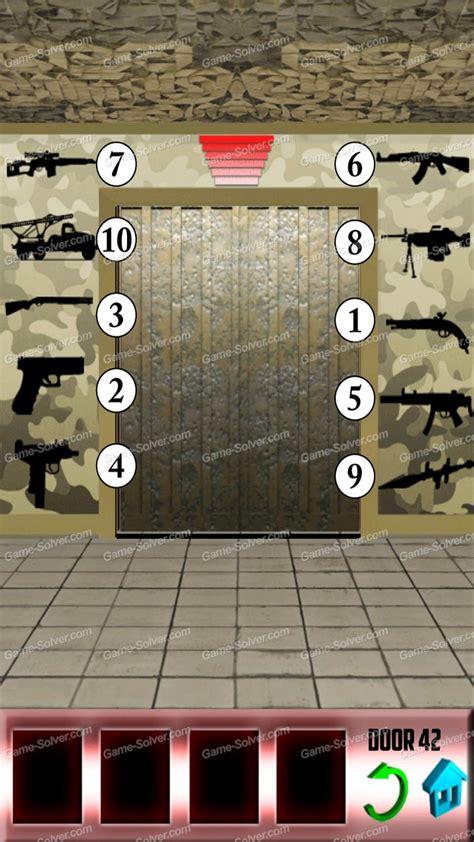 iappit walkthroughs 100 doors walkthrough level 41 text photos 100 doors x level 41 game solver