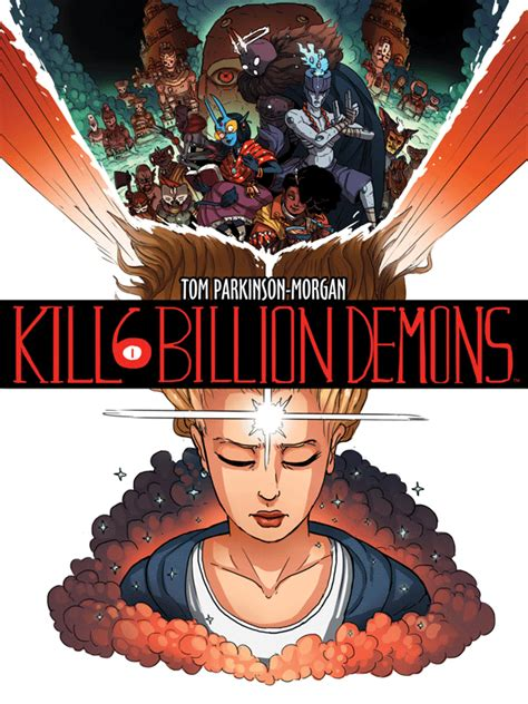 kill 6 billion demons book 2 kill six billion demons books kill six billion demons book 1 tp releases image comics