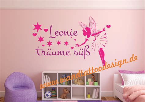Wandtattoo Kinderzimmer Feen by Wandtattoodesign De Kinderzimmer Wandtattoo Elfe Fee