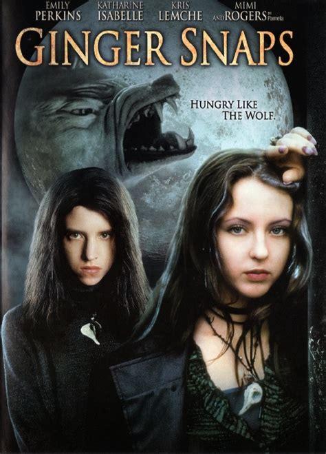 horror movie medication ginger snaps werewolves during