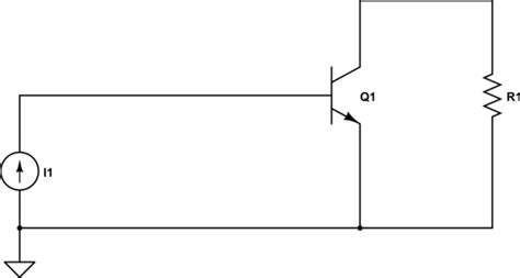 what does bias resistor do bjt what does it for a transistor to be biased beyond cutoff electrical engineering