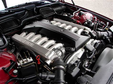 Bmw V12 Engine For Sale by Bmw N73b60