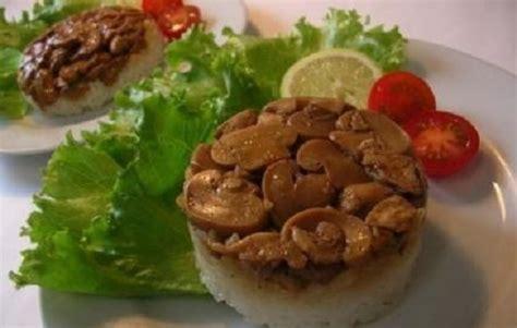 cara buat nasi tim jamur 10 resep masakan nasi tim enak nan sederhana selerasa com