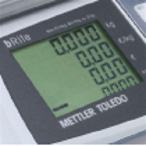 Timbangan Digital Mettler Toledo jual mettler toledo scale type brite tower 15 kg murah