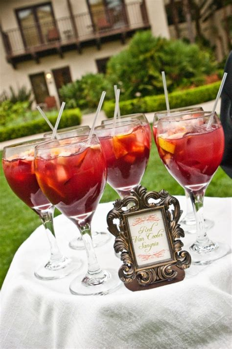 red sangria events by design