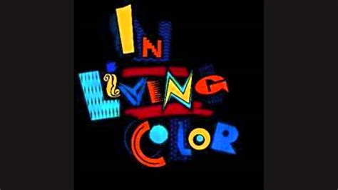 songs with colors in them in living color theme song season 3 extended