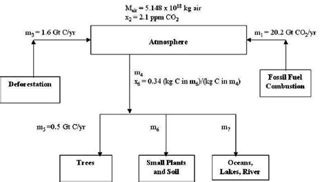 flow diagram of carbon cycle flowchart of carbon cycle create a flowchart