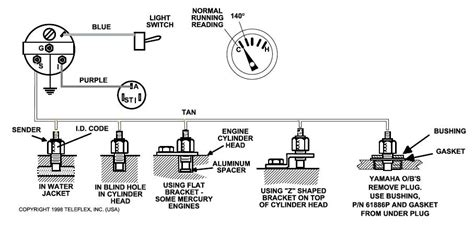 vdo fuel wiring diagram wiring diagrams