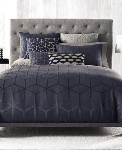hotel quilts and comforters hotel collection cubist bedding collection created for