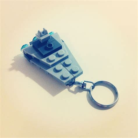 how to make keychains with how to make a lego keychain