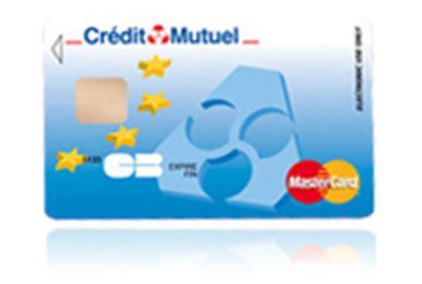 avis sur la carte mastercard on line pour la banque du