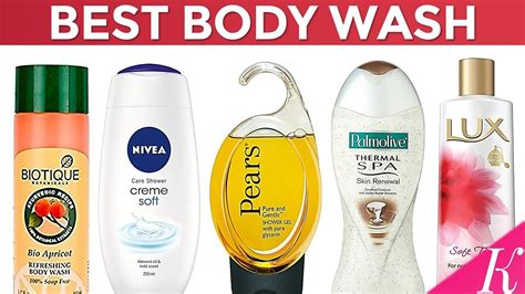 best shower gels 10 best wash shower gels in india with price
