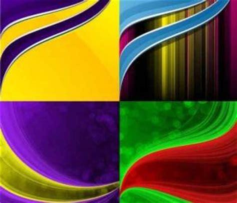 coklat dinamis garis vektor latar belakang vector latar garis garis abstrak bersinar cahaya dengan latar belakang