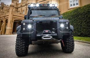 land rover defender 90 bond spectre edition