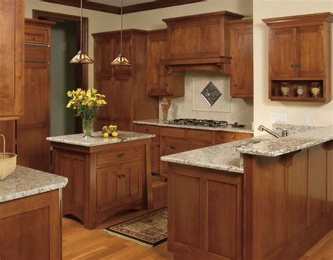 Schrock Handcrafted Cabinetry - schrock custom kitchen cabinets