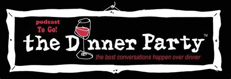 the dinner podcast dinner podcast logo the dinner