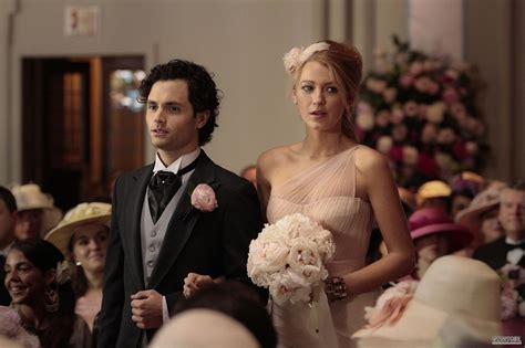 gossip girl serena and dans wedding original size of image 407632 favim com