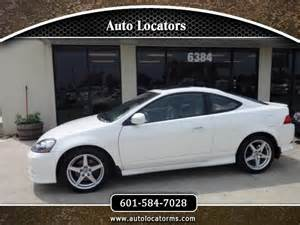 Cars For Sale Acura 2005 Acura Rsx Cars For Sale Ms Cars Trucks For Sale