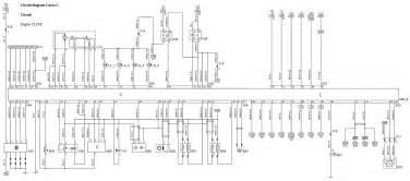 vauxhall wiring schematics