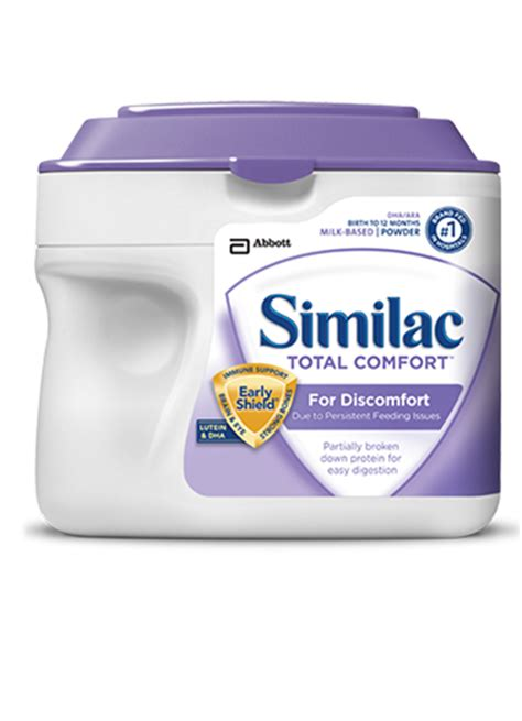 similac total comfort similac total comfort for discomfort due to persistent