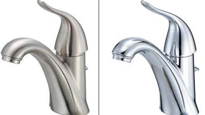 polished nickel vs polished chrome brushed nickel vs chrome kitchen brushed