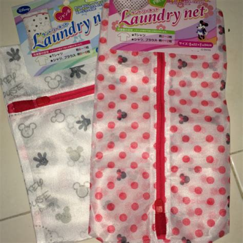 Bra Laundry Bag Kantong Mencuci Bra Murah jual disney mickey japan laundry bag sylinder motif