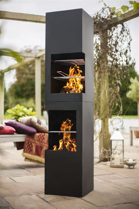 Contemporary Chiminea Uk 1000 Images About Chimineas Firepits Gel Burners On