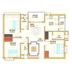 Flat Layout Design by Architectural Designing Services In Nagpur