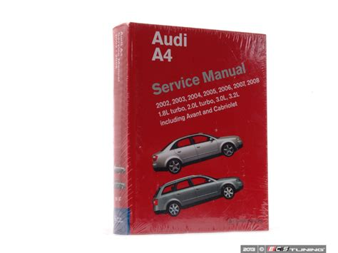 2003 Audi A4 1 8t Quattro Owners Manual Download Free