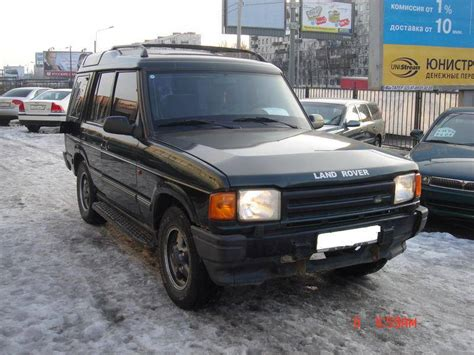 how make cars 1995 land rover discovery transmission control 1995 land rover discovery for sale 3947cc gasoline automatic for sale