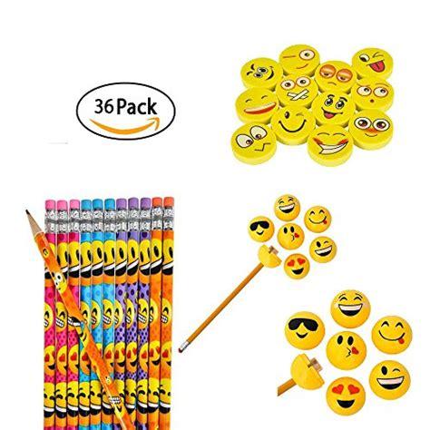 Kroger Teacher Supply Giveaway 2017 - 612712413957 upc emoji school supplies set 36 piece emoji party upc lookup