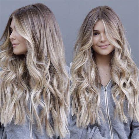 Coupe Cheveux Blond by Coupe De Cheveux Femme Blond Cendre Coloration Des
