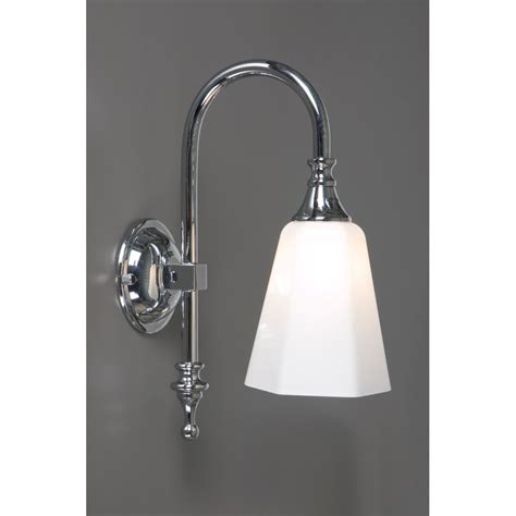 Classic Bathroom Wall Lights by Bath Classic Traditional Period Wall Light Ip44 Opal