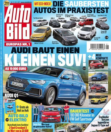 Autobild Cover by Ab 8000 Euro Zu Haben Lohnt Sich Ein Gebrauchter Toyota