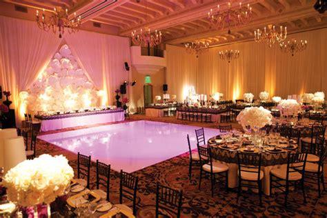 Wedding Reception Hotel by Stunning Ballroom Weddings Bridalguide