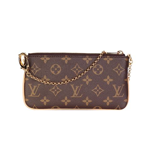 Louis Vuitton Louis Vuitton Superflat Monogram by Louis Vuitton Monogram Pochette Milla Mm Luxity