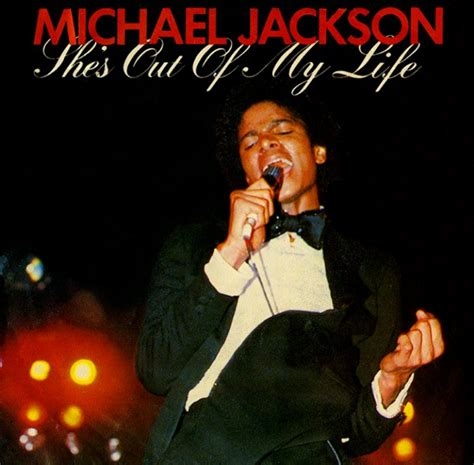 biography of michael jackson in spanish she s out of my life released today in 1980 michael