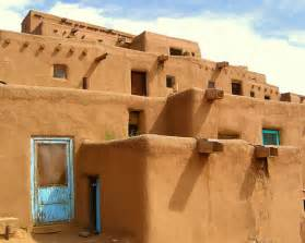 Adobe Pueblo Houses by Adobe Homes Taos Pueblo Flickr Photo Sharing