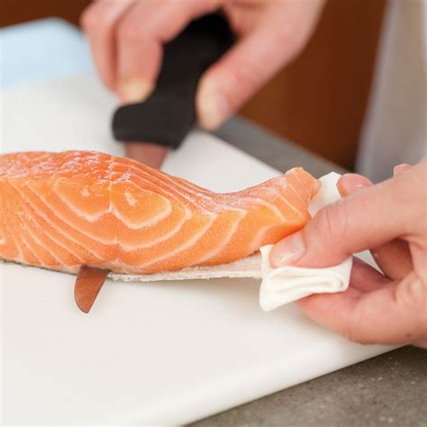 fish skinning knife skinning salmon 5 things you may not about salmon