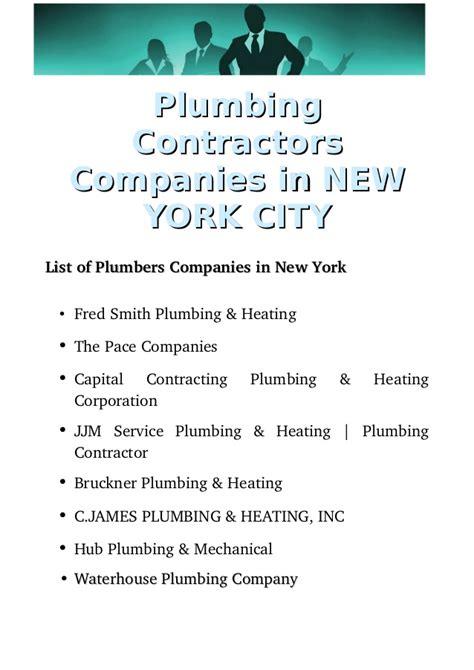 Plumbing In York by Plumbing Services In New York