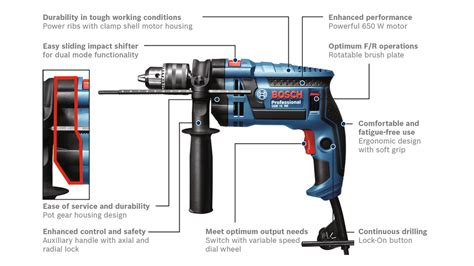 Bor Bosch Gsb 13 Re Harga gsb 13 re professional impact drill bosch
