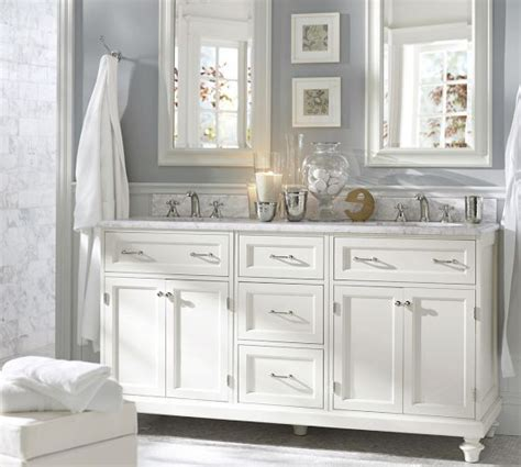pottery barn bathroom vanity mirrors 17 best images about bathroom remodel on pinterest