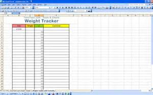 Weight Loss Journal Template by Excel Templates Excel Spreadsheets