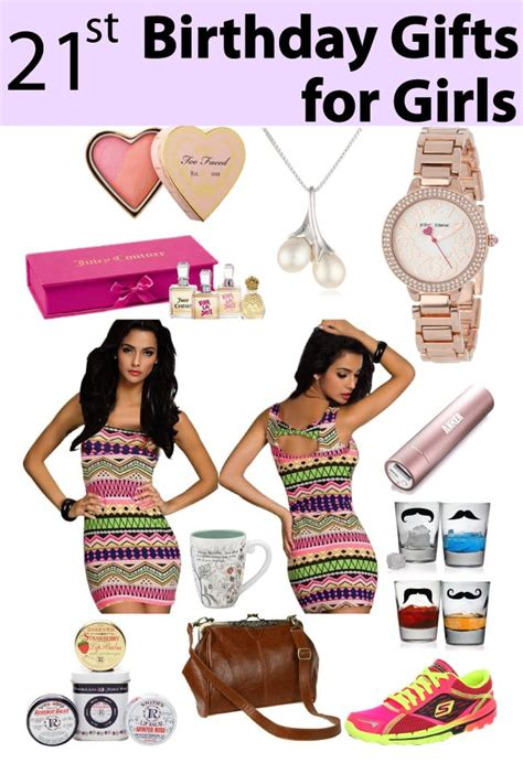 21st birthday gifts for girls vivid s