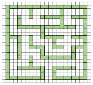 Simple grid maze wookieecorp brings you a maze ing design the