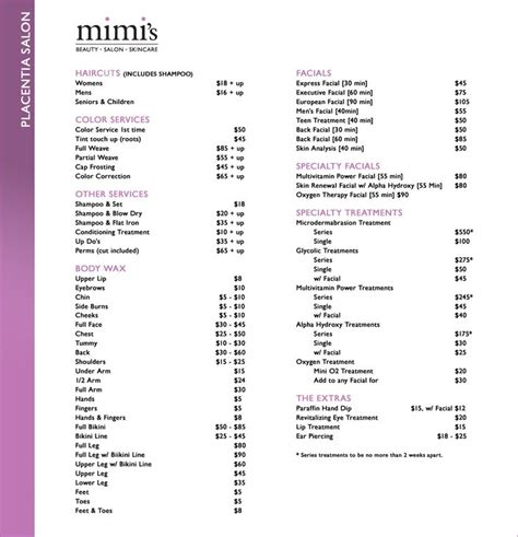 philippine hairstylist in uk salon price list idea a good guide to start with hair