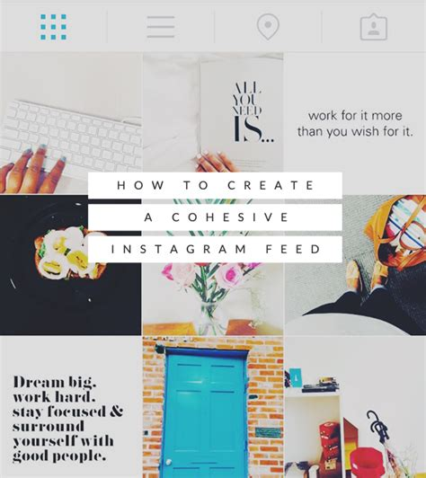 layout instagram feed creating a cohesive instagram feed instagram feed